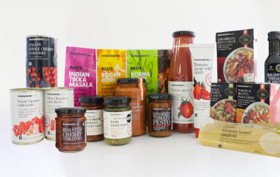Etichette per il settore alimentare