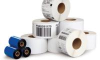 Un ribbon è un film plastico a base di cera o resina. Da un stampante termica, scivola sul supporto e trasferisce l'informazione sull'etichetta.