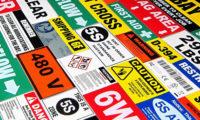 Il materiale per segnaletica di sicurezza e/o di salute sul lavoro deve ttirare in modo rapido, efficace l'attenzione su situazioni o oggetti a rischio.