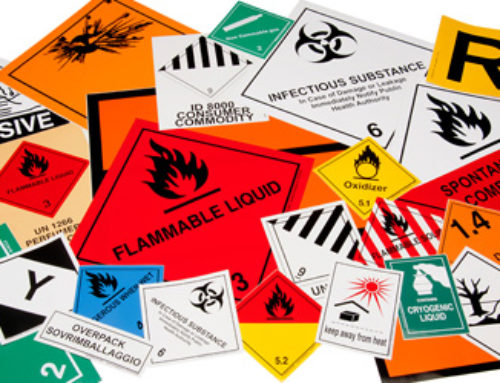 Segnaletica merci pericolose: i regolamenti