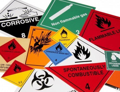 Segnaletica merci pericolose: i regolamenti (parte 2)