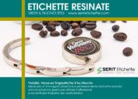 etichette resinate